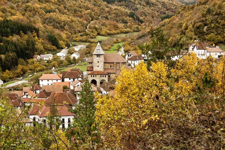 Ochagavia, Navarra. siete maravillas rurales toprural 2016