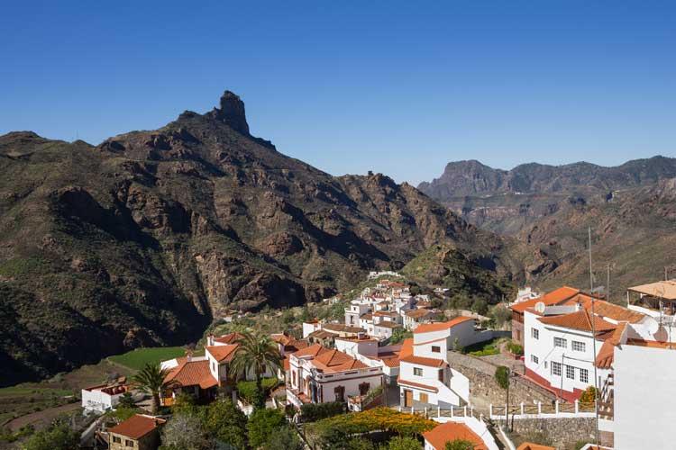 Tejeda, Gran Canaria. Siete Maravillas Rurales de TopRural 2016. Tu Gran Viaje