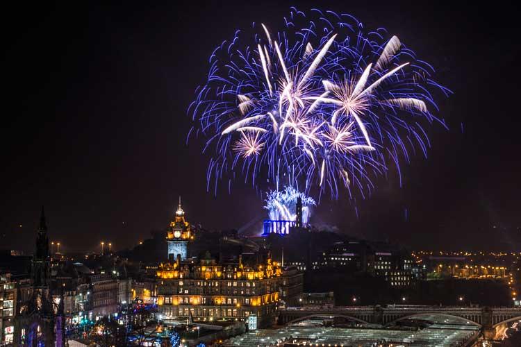 Hogmanay de Edimburgo 2016-2017. Mil razones para viajar en Tu Gran Viaje
