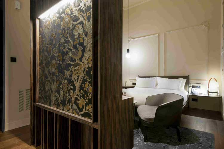 Habitación del hotel Mercer Sevilla. Tu Gran Viaje