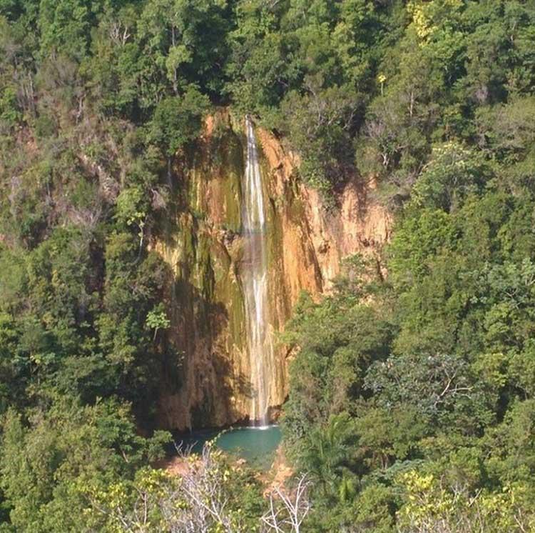 Salto del Limón, Samaná. Tu Gran Viaje a la República Dominicana. © Tu Gran Viaje