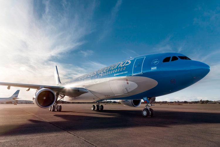 Aerolíneas Argentinas amplía acuerdo de cooperación con Air Europa