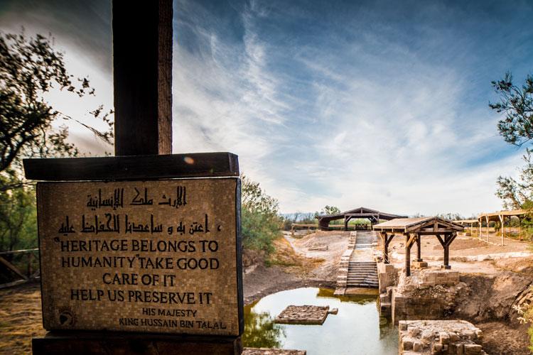 Con más de cien enclaves mencionados en la Biblia, te presentamos los escenarios más destacados de Tu Gran Viaje a la Jordania Bíblica