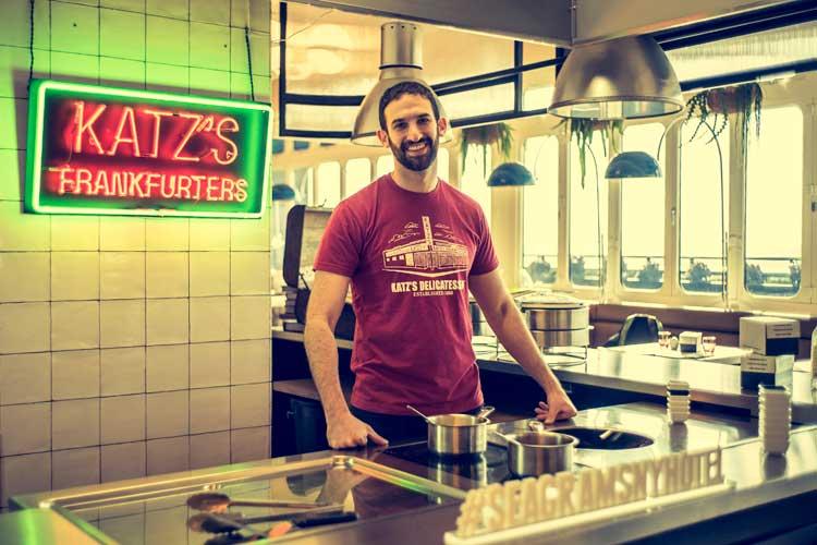 Katz's Delicatessen, el mejor hot dog de Nueva York