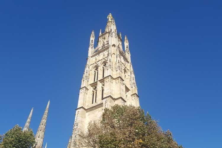 Torre Pery Berland, Burdeos © Tu Gran Viaje