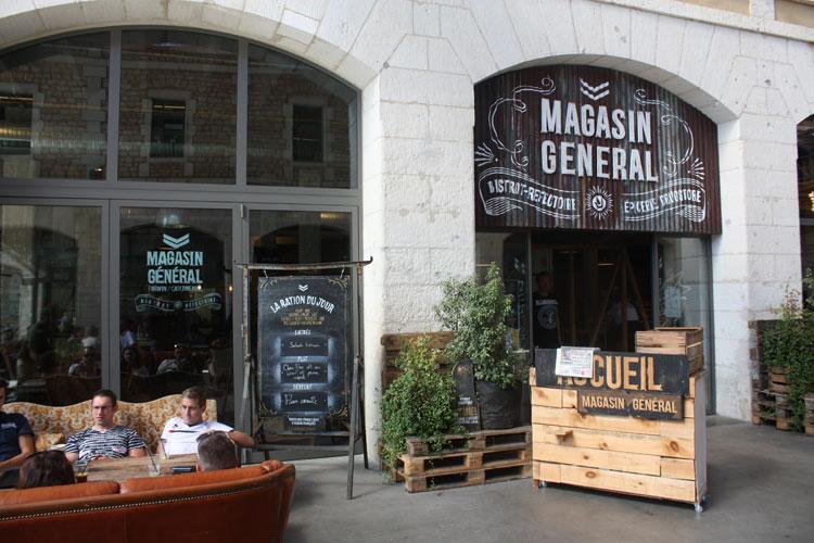 Magasin General, Burdeos. © Tu Gran Viaje