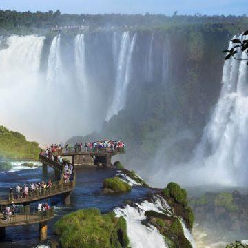 Las siete maravillas naturales del mundo, en Tu Gran Viaje Revista de Viajes y Turismo