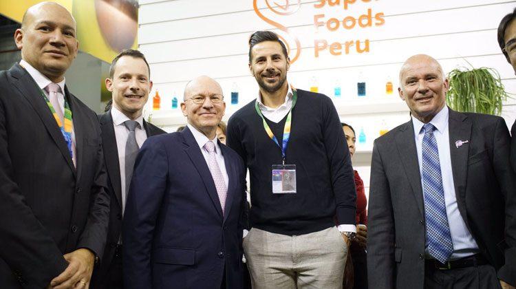 Superfoods Peru. Tu Gran viaje