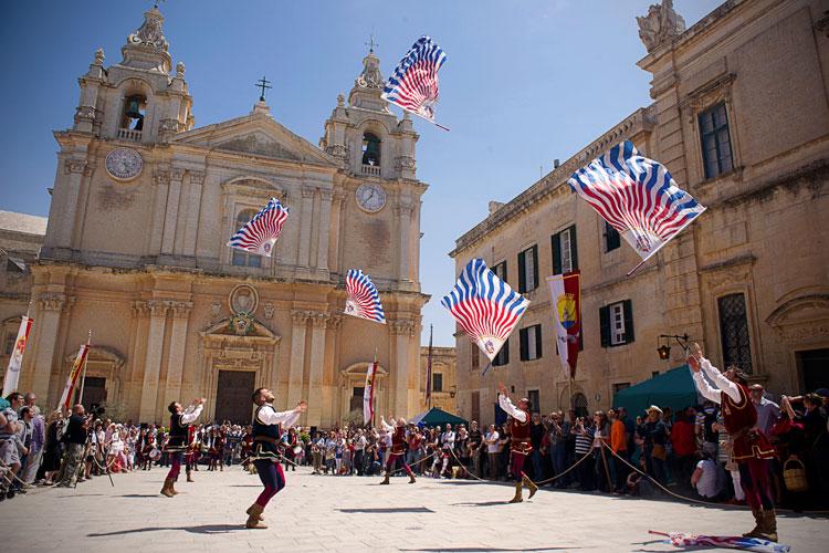 Festival Medieval de Mdina en Malta. Tu Gran Viaje revista de Viajes y Turismo