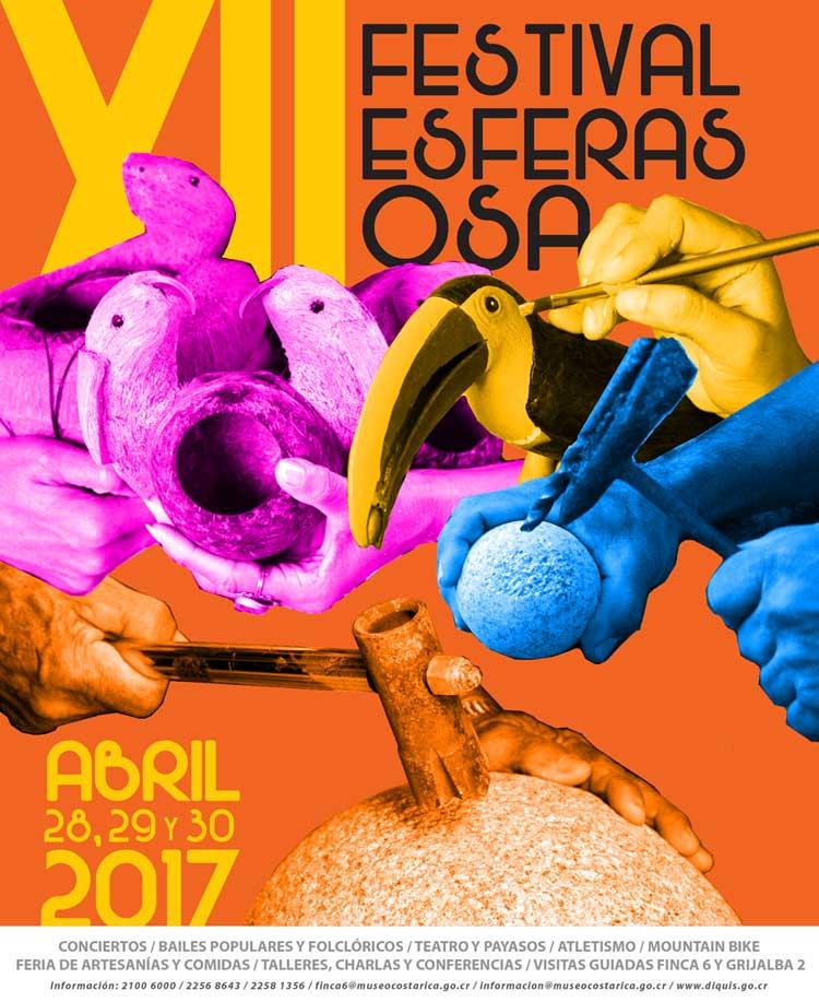Festival de las Esferas de Costa Rica. Tu Gran Viaje