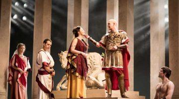 Julio César RSC. El Cumpleaños de Shakespeare en Tu Gran Viaje