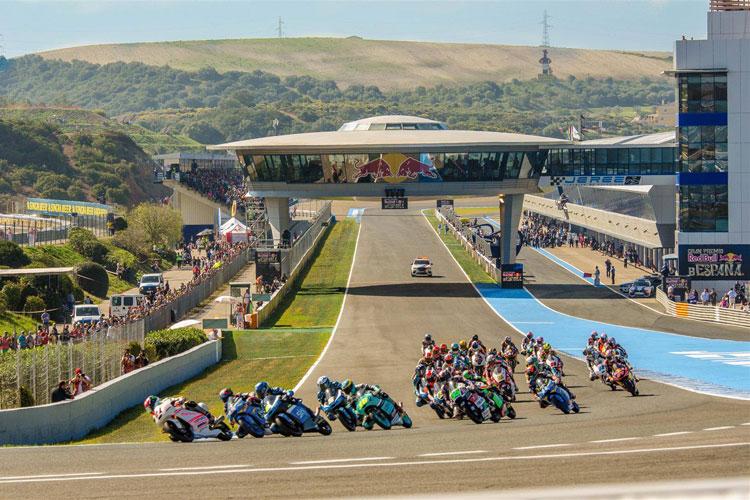 Gran Premio de Moto GP Jérez 2017 en Tu Gran Viaje
