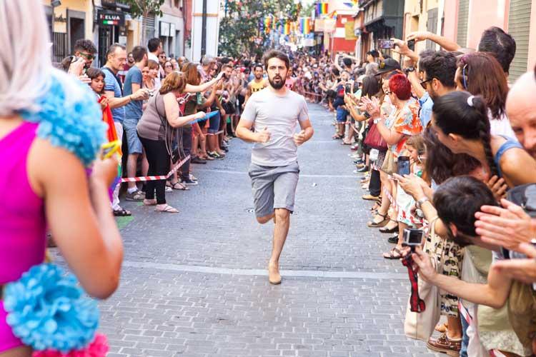 Carrera de Tacones del Worldpride Festival 2017 de Madrid