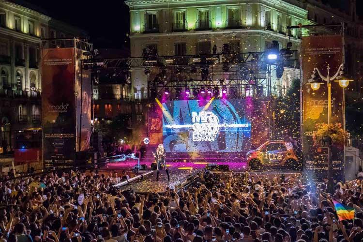 Worldpride Festival 2017 de Madrid