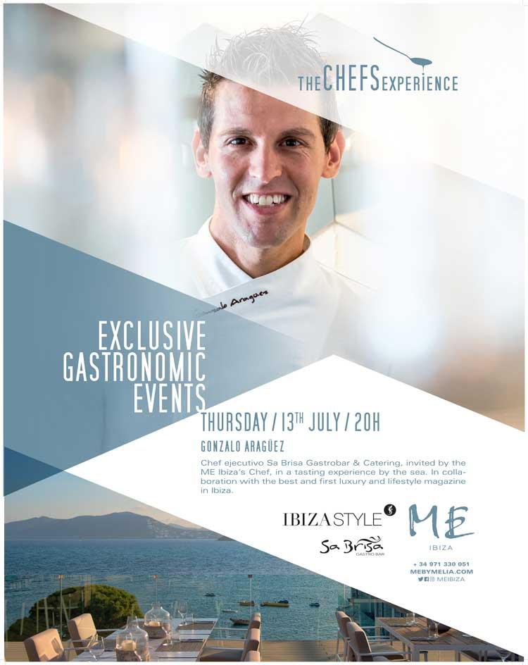 The Chefs Experience en el Hotel ME Ibiza | Tu Gran Viaje