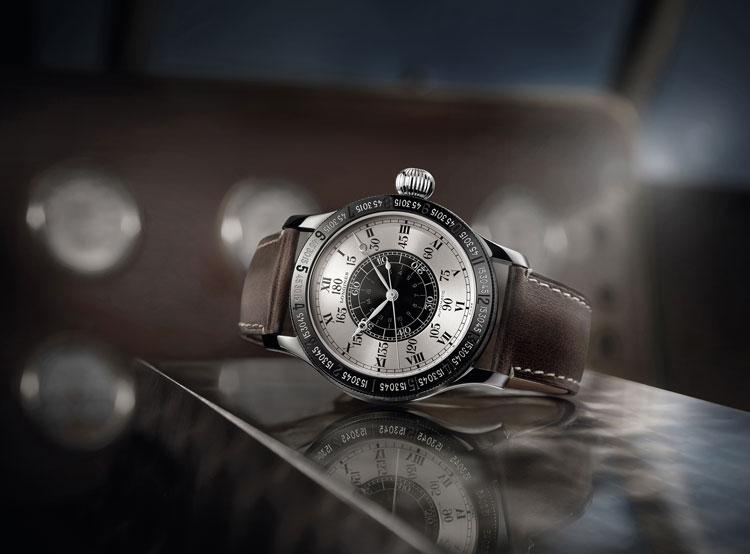 The Lindbergh Hour Angle Watch 90th Anniversary   El Reloj de Lindbergh