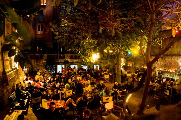Antic Teatre Barcelona   Las mejores terrazas del verano en Tu Gran Viaje