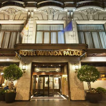 Aniversario del Hotel Avenida Palace   Tu Gran Viaje revista de viajes y turismo