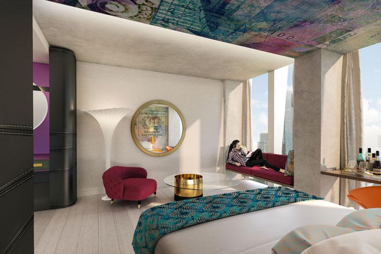 hotel nhow Frankfurt   Tu Gran Viaje revista de viajes y turismo