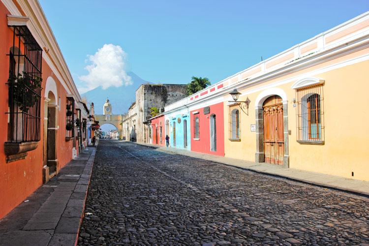 Viajar a Antigua. Viajar a Guatemala | Tu gran viaje revista de viajes y turismo