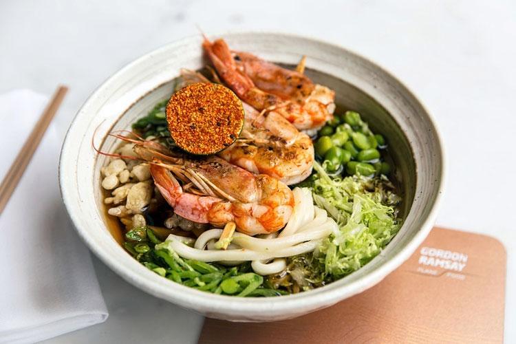 El Restaurante Plane Food de Gordon Ramsay en Heatrow | Tu Gran Viaje revista de viajes y turismo