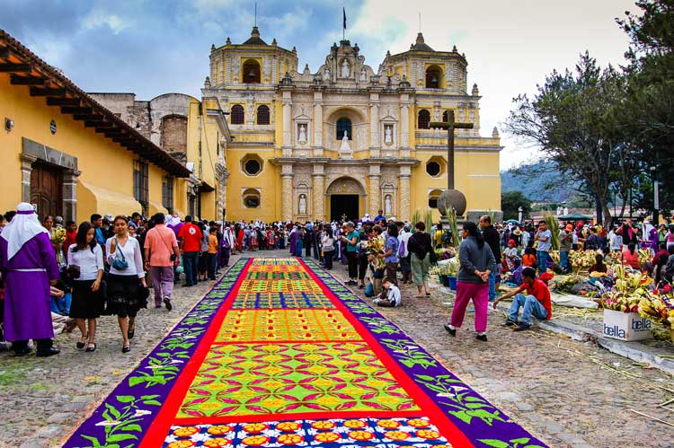 Antigua. Viajar a Guatemala | Revista Tu Gran Viaje