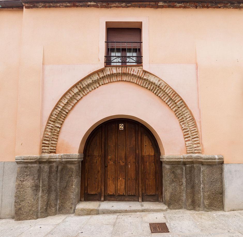 Sinagoga de Don Samuel © Red de Juderías de España | Caminos de Sefarad | Descubre Sefarad | TGV Lab by Tu Gran Viaje