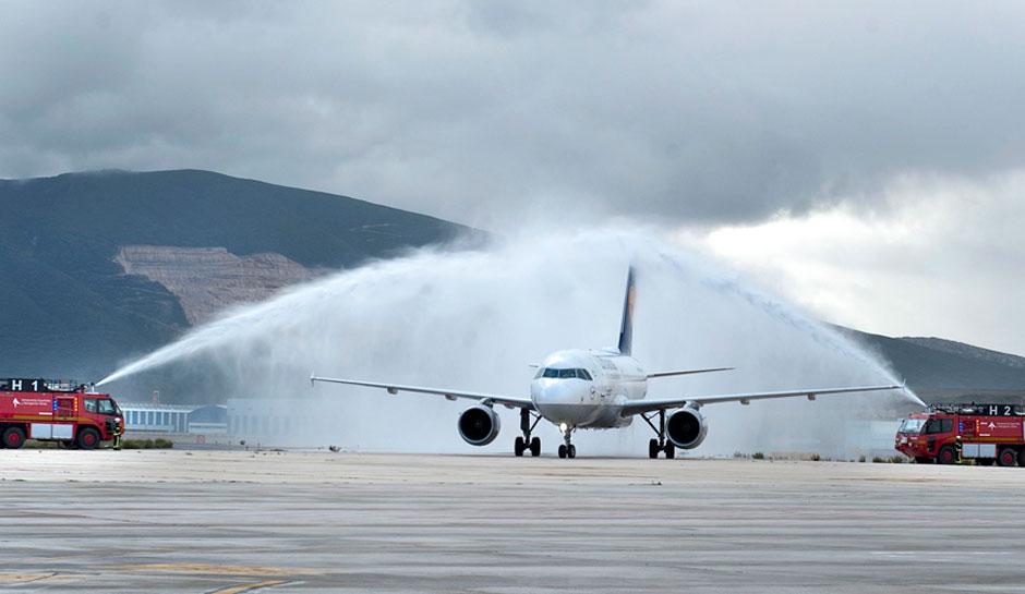 Lufthansa inaugura sus vuelos regulares a Pamplona | Noticias de Turismo en la revista Tu Gran Viaje