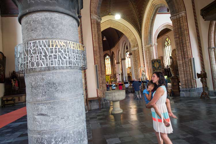 Catedral de San Salvador. © Kris Jacobs / Visit Flanders