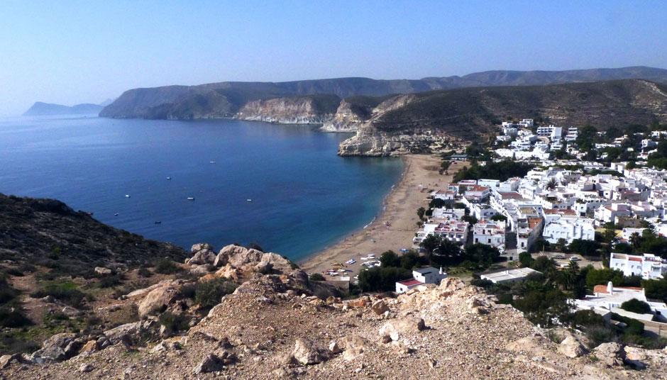 Los pueblos más bonitos de Andalucía: Agua Amarga (Almería)