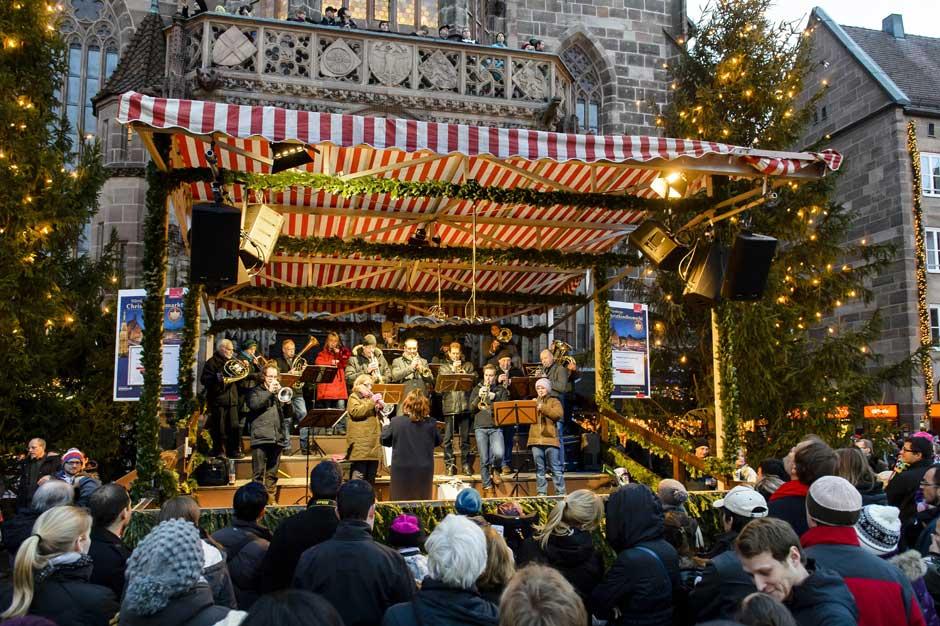 Mercadillo de Navidad de Nuremberg. Galería de imágenes