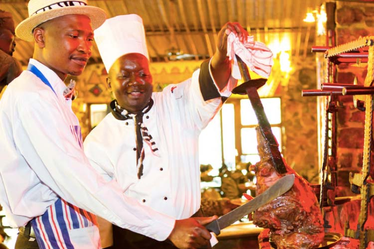 Carnivore Restaurant, Johannesburgo, Sudáfrica