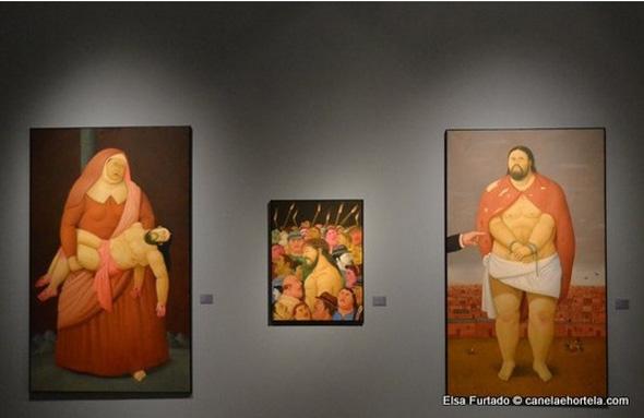 VIACRUCIS La Pasión de Cristo, exposición de Fernando Botero en Lisboa