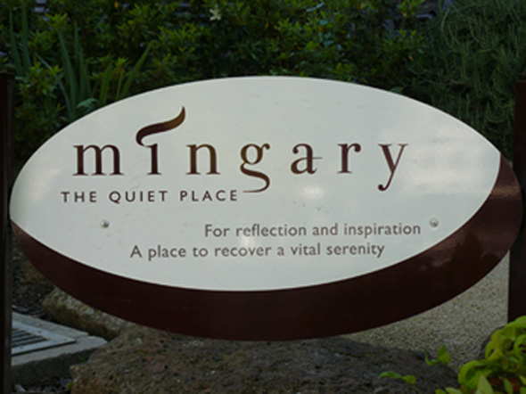 Mingary, The Quiet Place - Melbourne, Australia