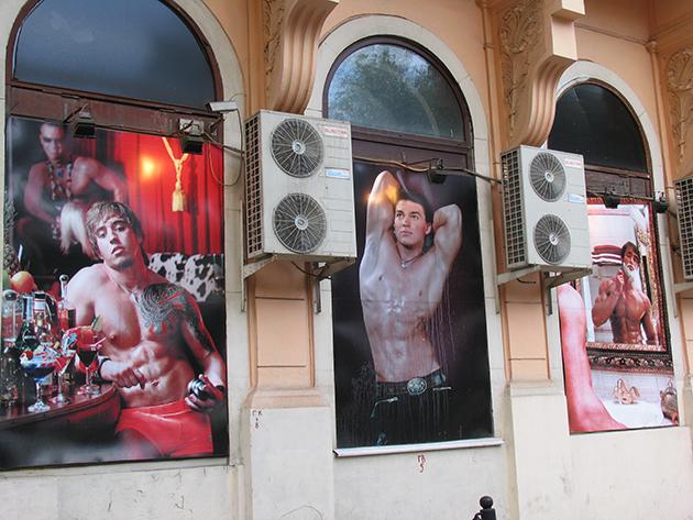 Bar gay en el centro de Moscú. Foto (c) Cristina Maria Bauza de Mirabo para Tu Gran Viaje