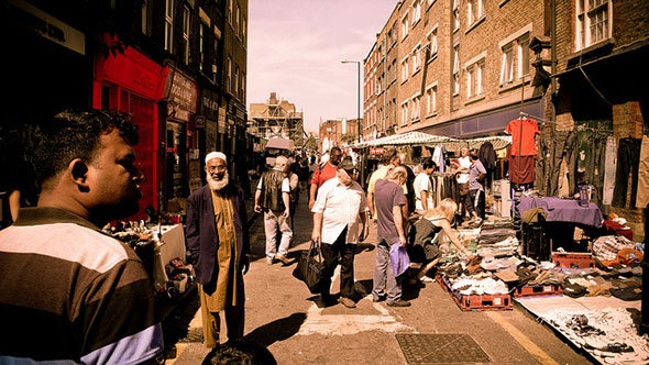 Brick Lane, Londres