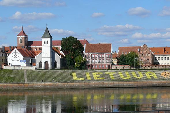 Vista de Kaunas. © Ángel Ingelmo