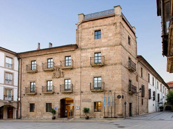 NH Palacio de Ferrera, Avilés