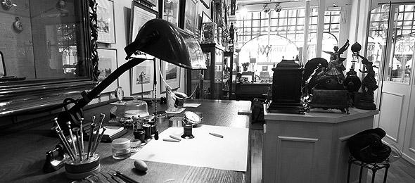 Interior de Watchland, de Franck Muller | Manufactura de Patek Phillipe en Tu Gran Viaje