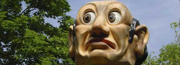 Parque de atracciones de Efteling, en Holanda