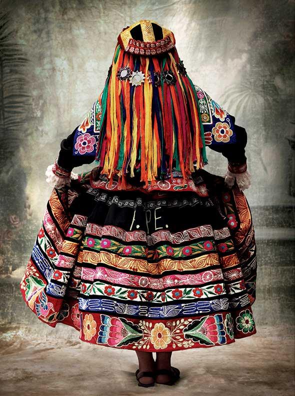 Alta Moda, una exposición de Mario Testino en su centro MATE de Lima, Perú