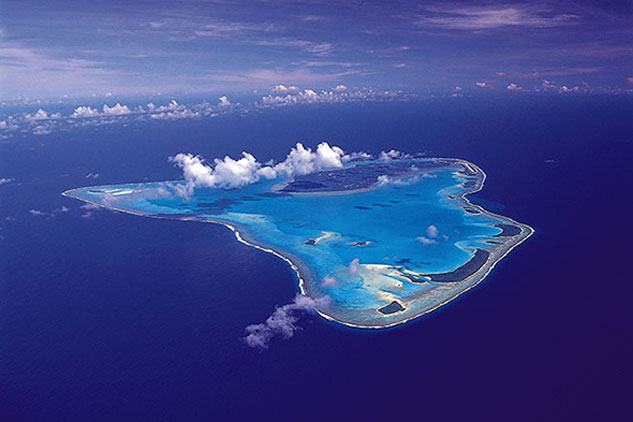 Laguna Aiututaki, Islas Cook