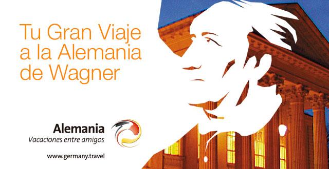 """Comienza """"Tu Gran Viaje a la Alemania de Wagner"""""""