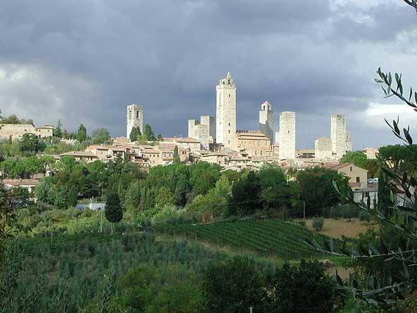 San Gimignano, Toscana Siena Viajar a la Toscana Tu Gran Viaje
