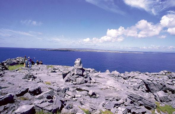 Inis Mean. Foto de Nutan. Tu Gran Viaje a las islas de Aran, Irlanda