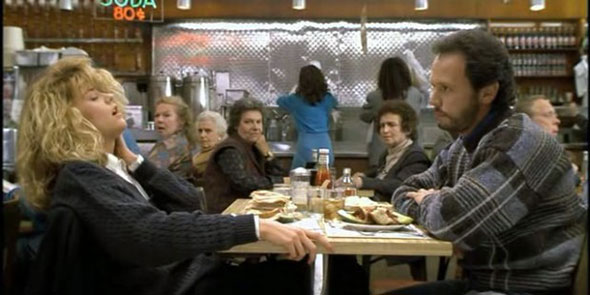 """""""Cuando Harry conoció a Sally"""" en el Katz's de Nueva York"""
