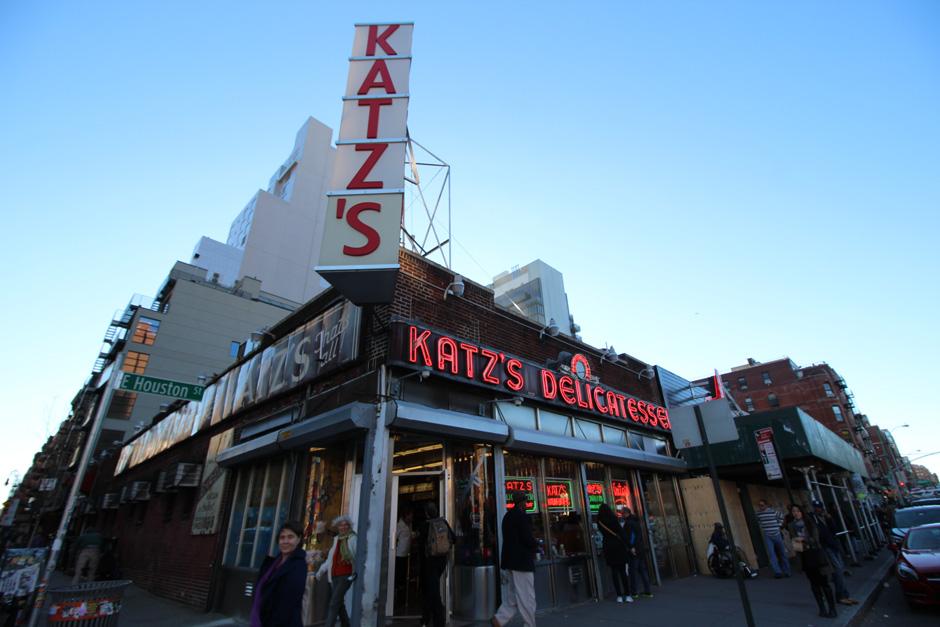 Katz's Delicatessen | Tu Gran Viaje