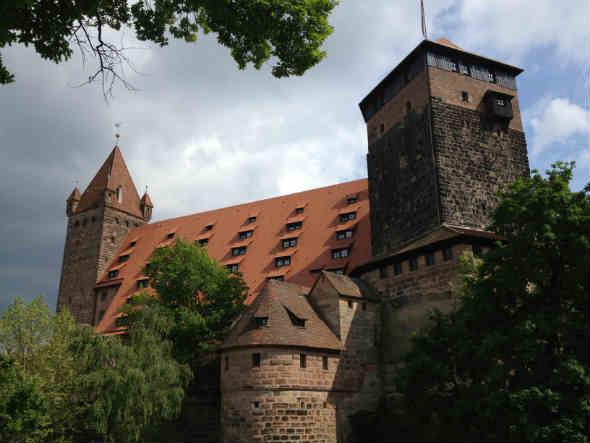 Castillo de Nuremberg. © Tu Gran Viaje