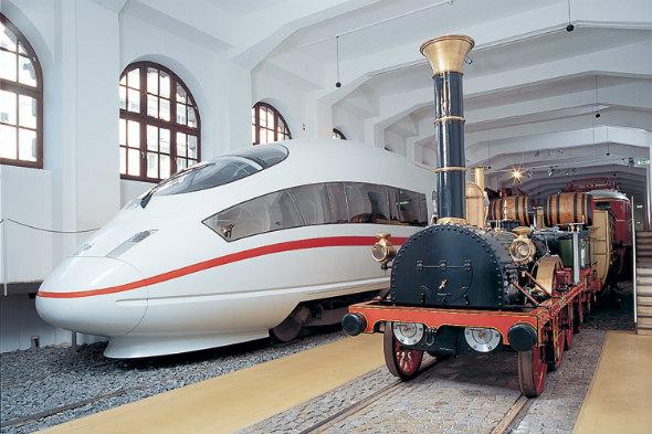Museo DB Nuremberg