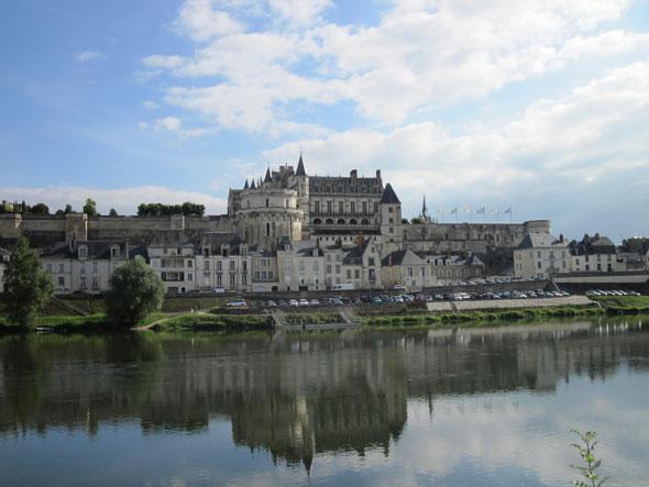 Castillo de Amboise. Valle del Loira